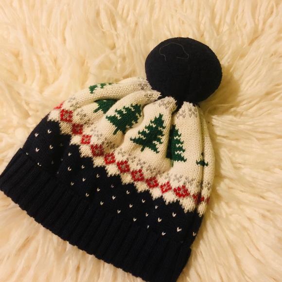 b38a2ba391d Baby Gap Other - Baby Boy (Baby Gap) Fair Isle Holiday Hat